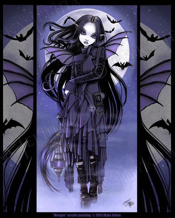 Gothic-Vampire-Bat-Purple-Moon-Morgan-Dark-Fairy