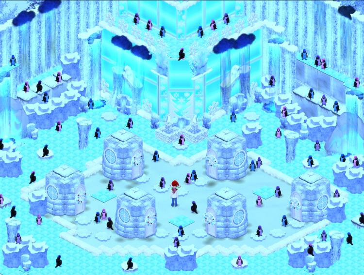 Penguin Paradise Exhibit