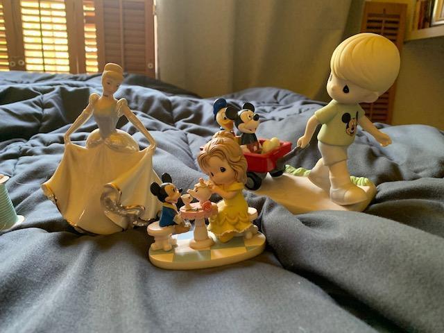 Disney figurines 1